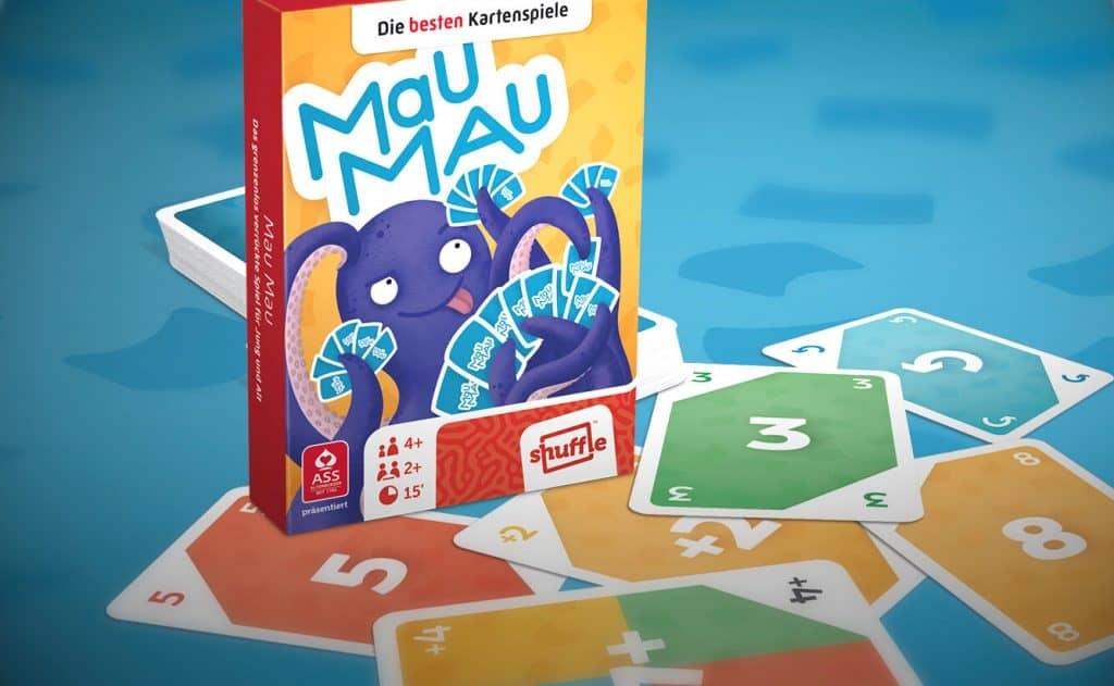 Maumau Karten
