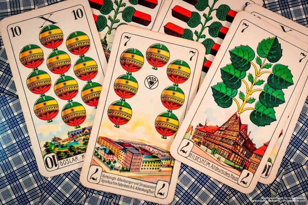 Ass Im Deutschen Kartenspiel